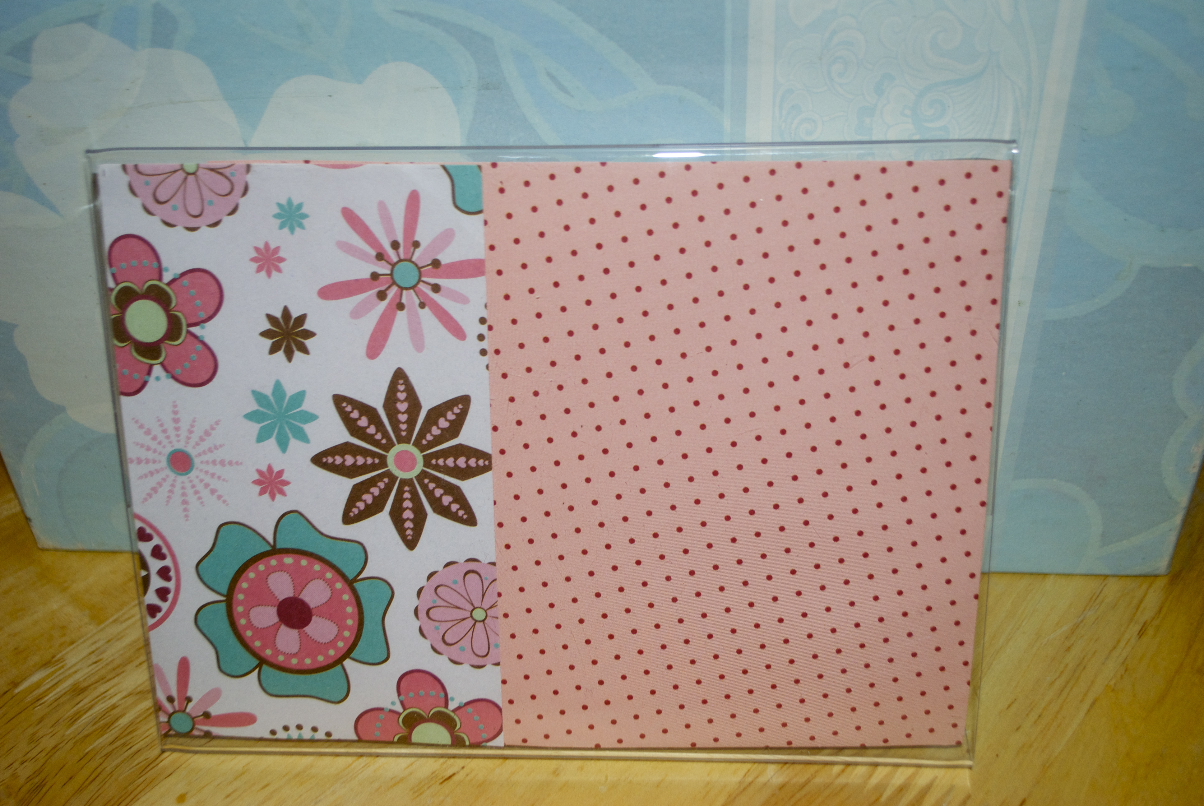 Double sided craft paper - First Thing Is To Trim The Scrapbook Paper To The Right Size I Used The Insert From The Frame As My Guide I Also Decided To Use Two Different Pieces Of